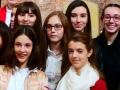 Con le amiche